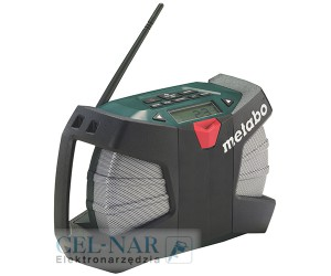 Akumulatorowe radio PowerMaxx RC Metabo